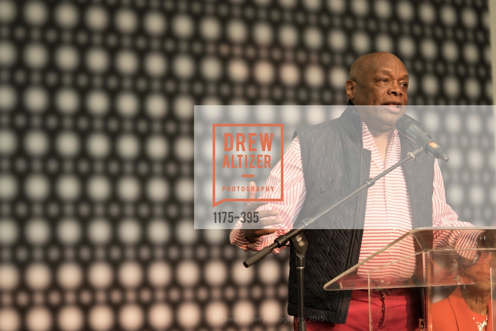 Willie Brown, 10th Anniversary of the new de Young: Community Day, de Young Museum, October 17th, 2015