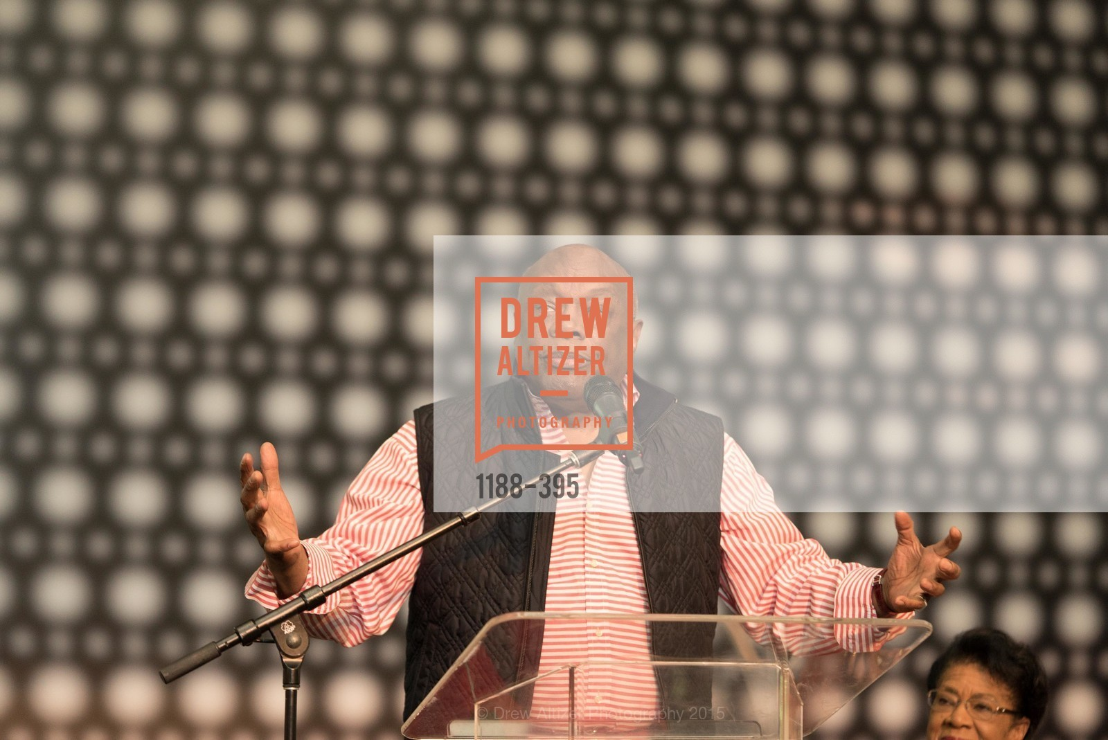 Willie Brown, 10th Anniversary of the new de Young: Community Day, de Young Museum, October 17th, 2015,Drew Altizer, Drew Altizer Photography, full-service agency, private events, San Francisco photographer, photographer california