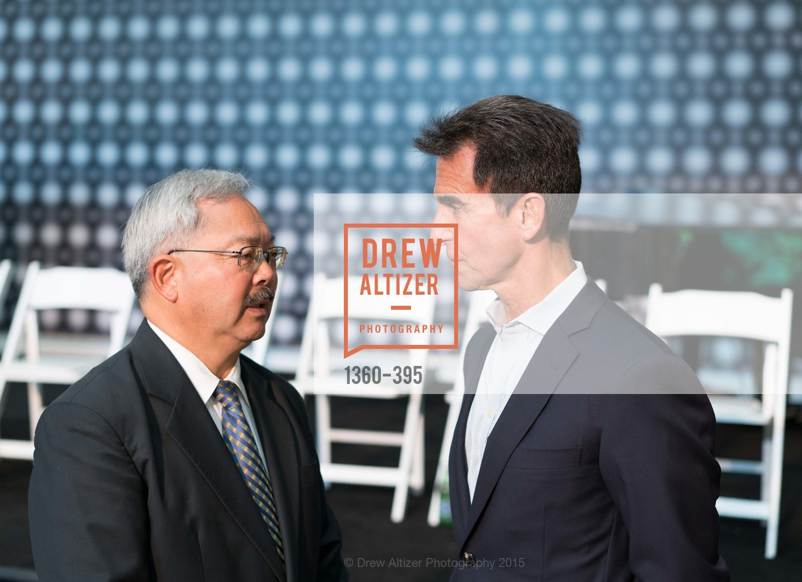 Ed Lee, Mark Leno, 10th Anniversary of the new de Young: Community Day, de Young Museum, October 17th, 2015,Drew Altizer, Drew Altizer Photography, full-service agency, private events, San Francisco photographer, photographer california