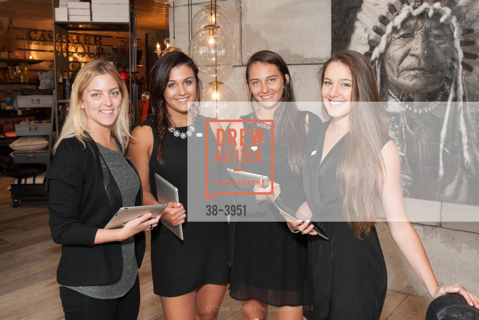 Anat Zlotolow, Elle Malet, Julia Malet, Gigi Galliani, Photo #38-3951