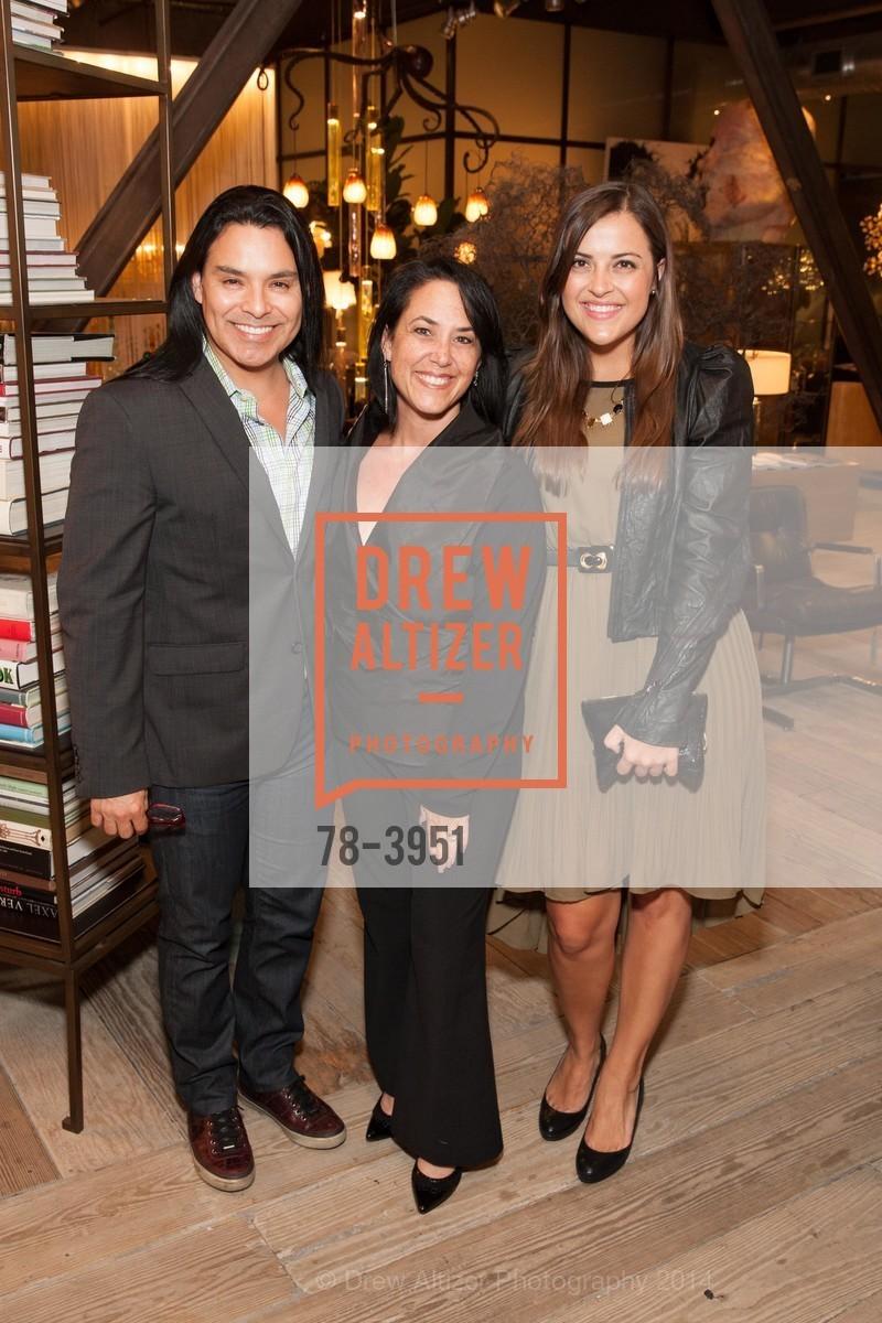 Tony Estrada, Shannon Radcliffe, Brittany Watson, Photo #78-3951