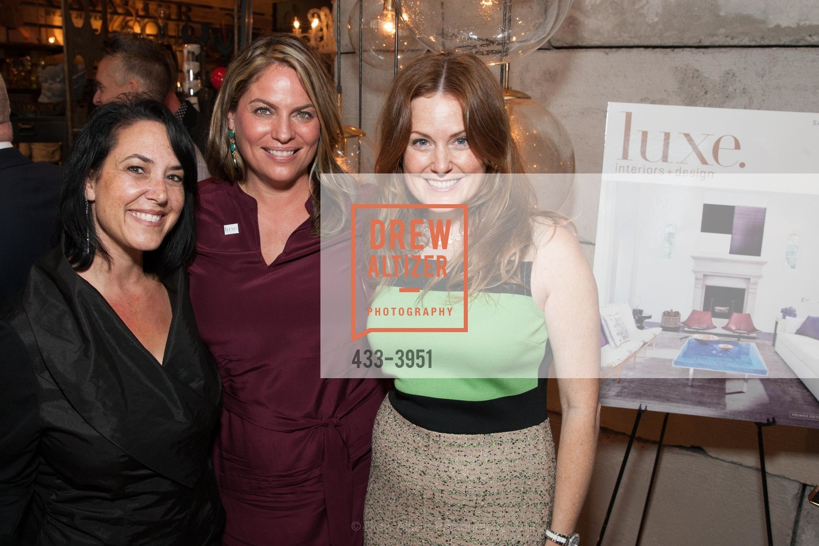 Shannon Radcliffe, Carolyn Menning, Rosalind Zukowski, Photo #433-3951