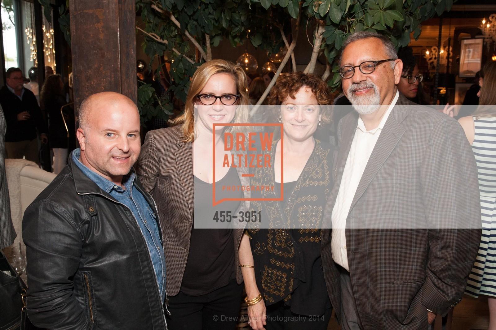 Steven Miller, Georgina Rice, Suresh Mirchand, Photo #455-3951