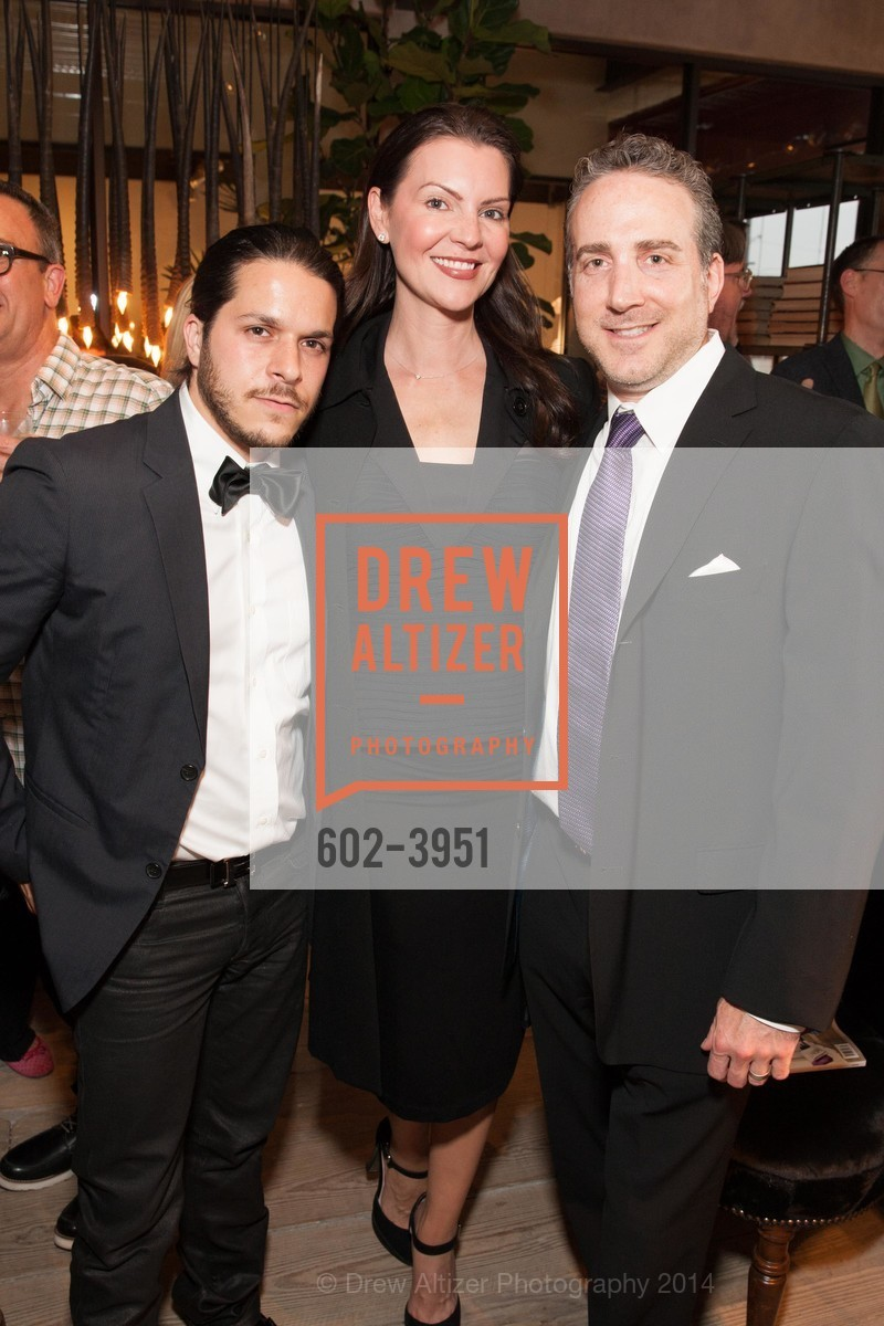 Alexander Ali, Mary Treisman, Jonathan Treisman, Photo #602-3951