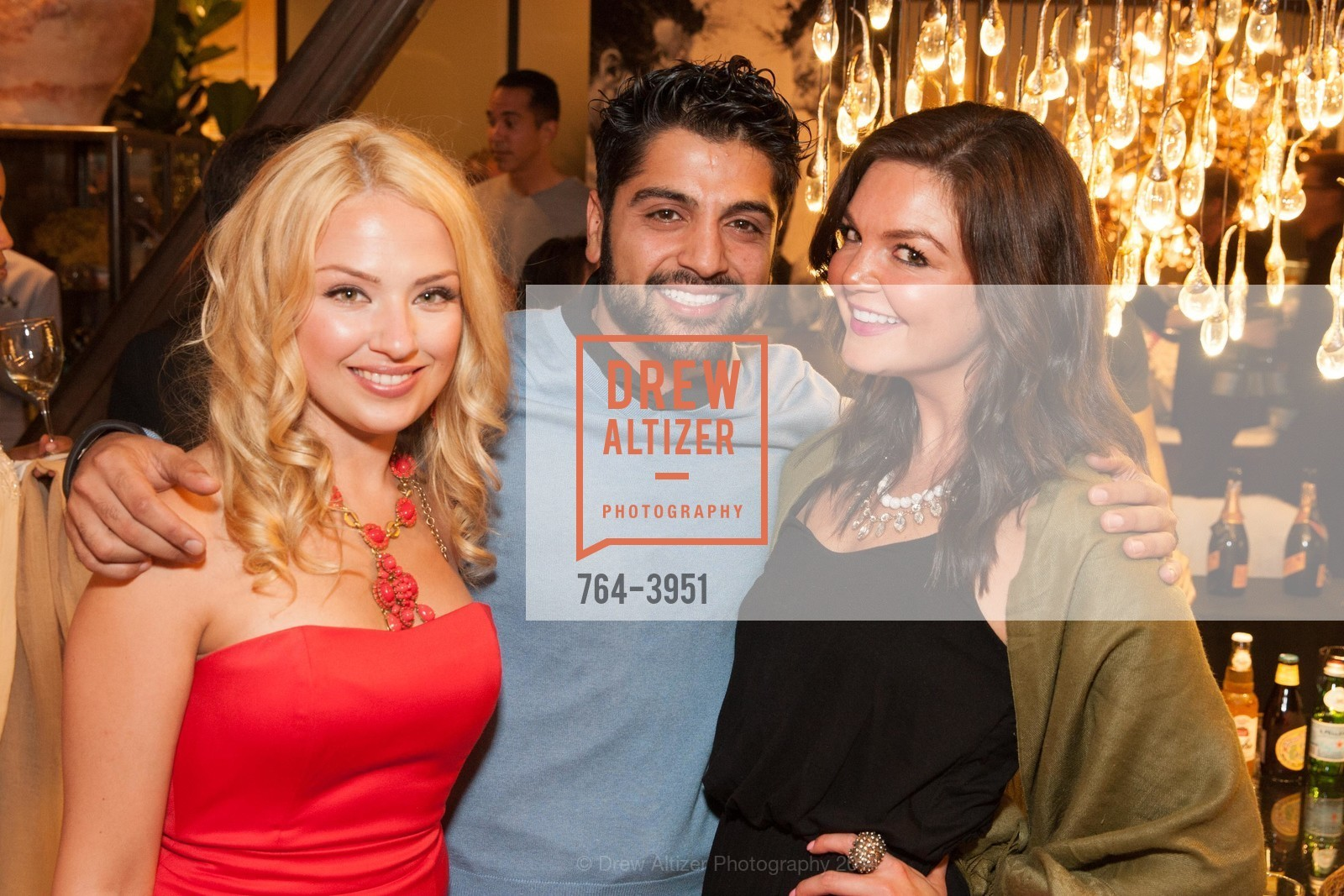Julia Sirakova, Aryan Davani, Betsi Dalby, Photo #764-3951