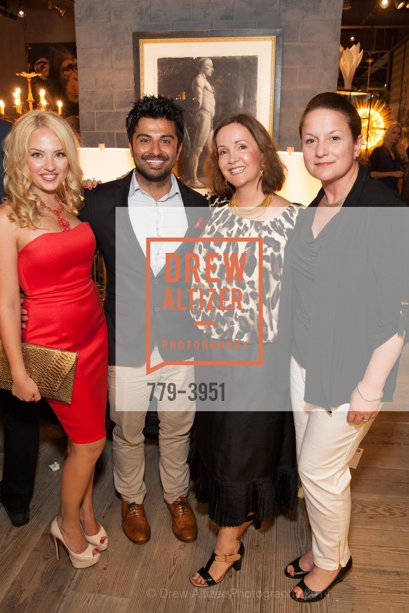 Julia Sirakova, Anthony Davani, Claudia Juestell, Photo #779-3951