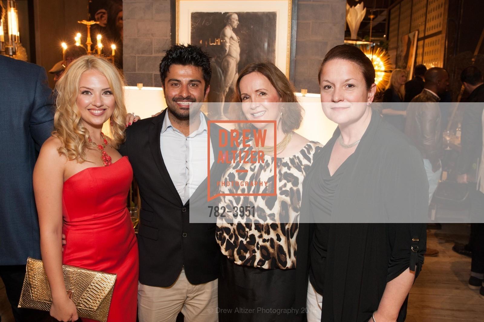 Julia Sirakova, Anthony Davani, Andrea Bryson, Photo #782-3951