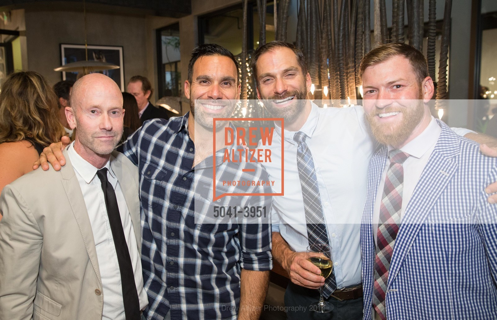Michael Berg, Michael Clausen, Billy Polson, Ryan Richard, Photo #5041-3951