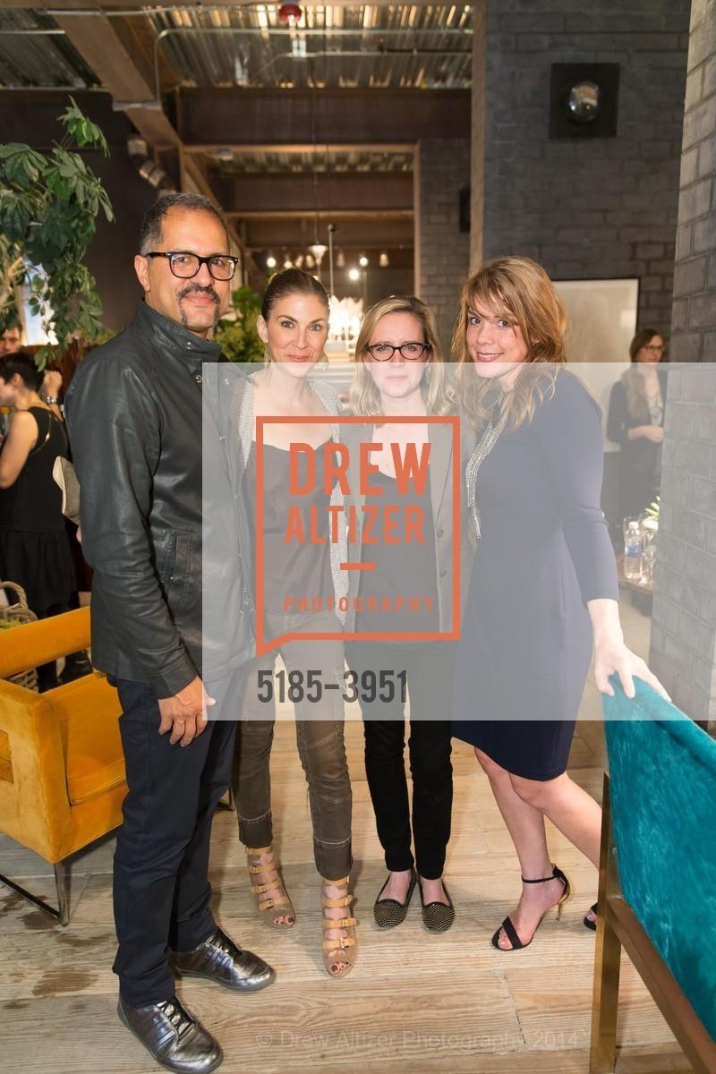 Nabil Musleh, Jenny Boyle, Lindsay Chambers, Tiffany Emerson, Photo #5185-3951