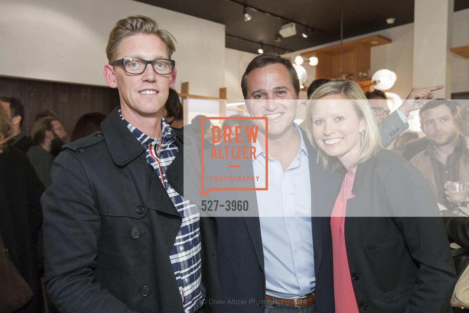 Jason Homme, Michael Ball, Stephanie Ginger, Photo #527-3960