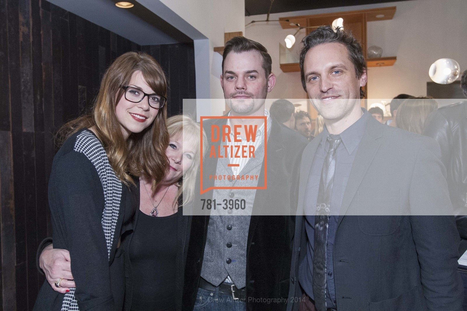 Annie Maas, Lynn Maas, Joe Fosso, Jared Rue, Photo #781-3960