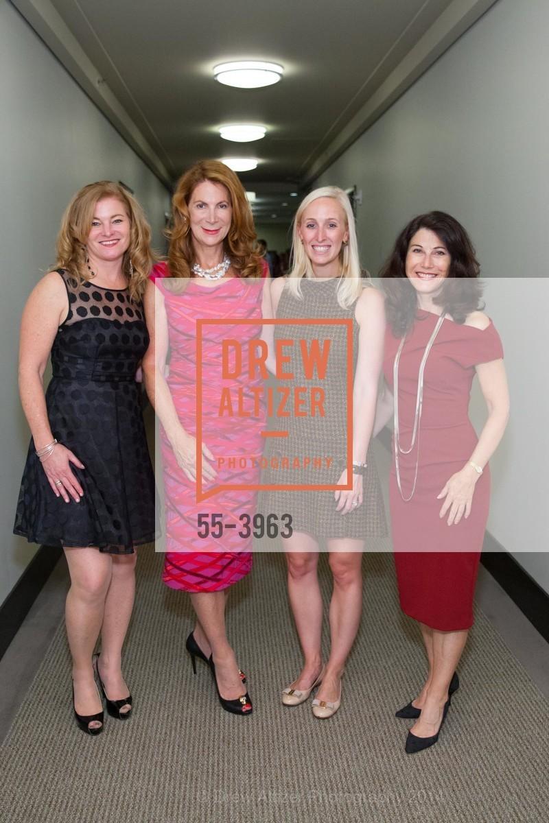 Rene Rodman, Patricia Ferrin Loucks, Maria Hemphill, Adrienne Mally, Photo #55-3963