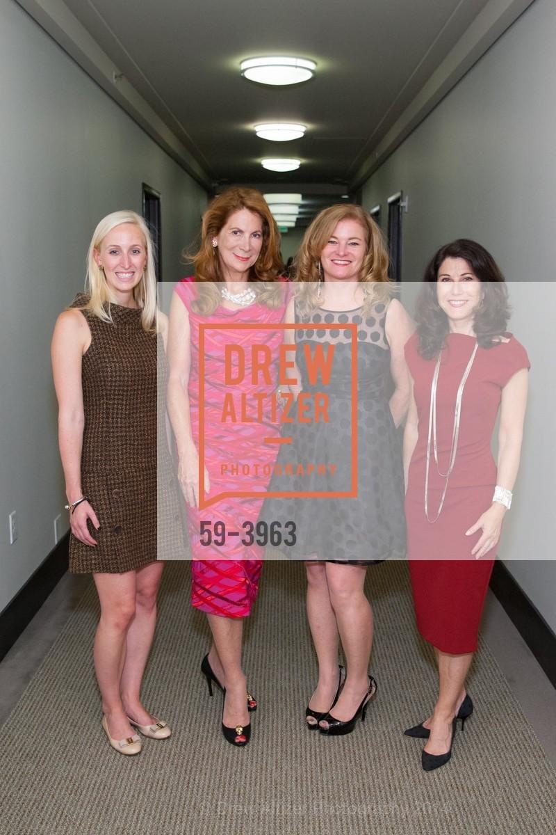Maria Hemphill, Patricia Ferrin Loucks, Rene Rodman, Adrienne Mally, Photo #59-3963