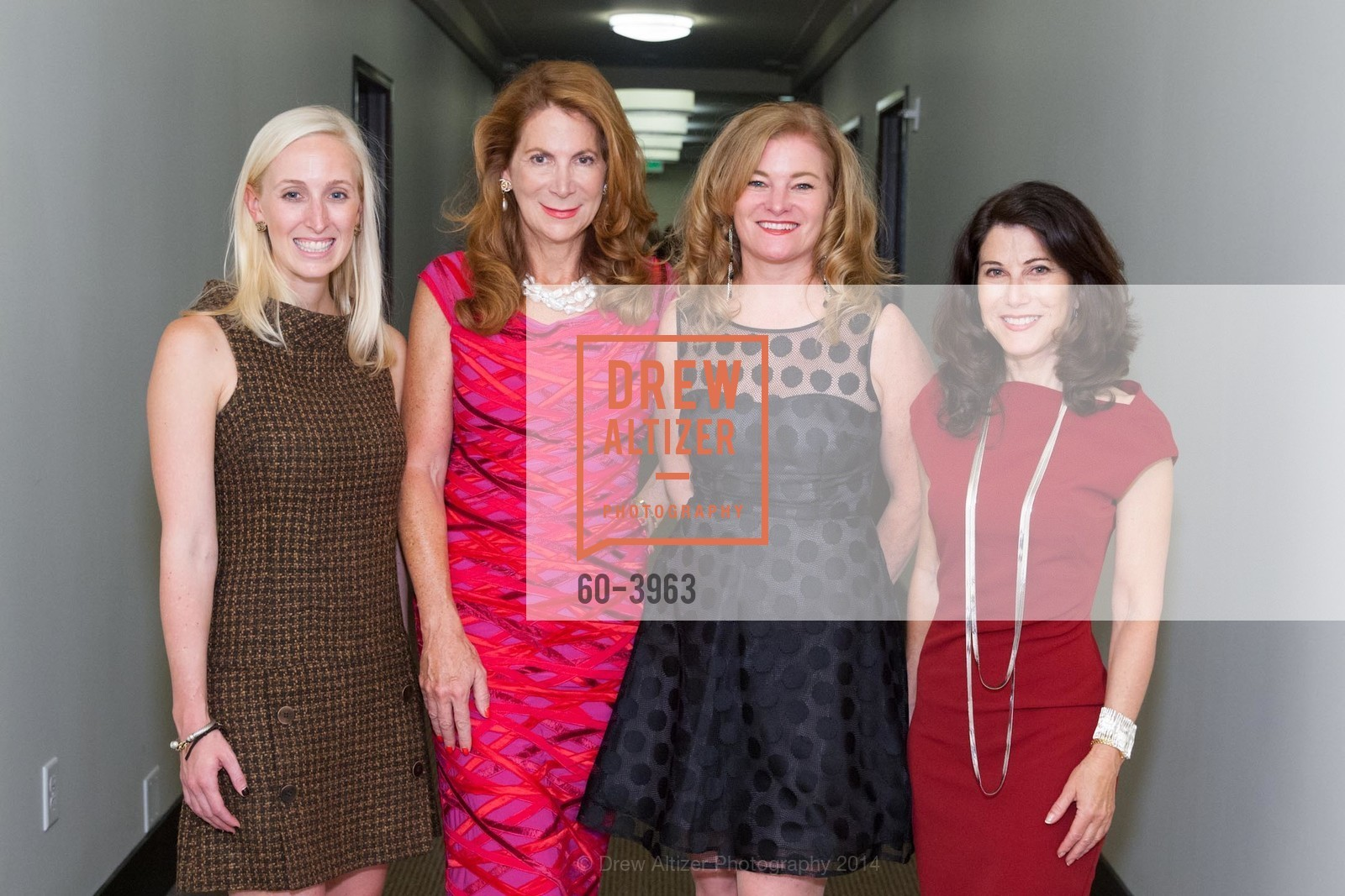 Maria Hemphill, Patricia Ferrin Loucks, Rene Rodman, Adrienne Mally, Photo #60-3963