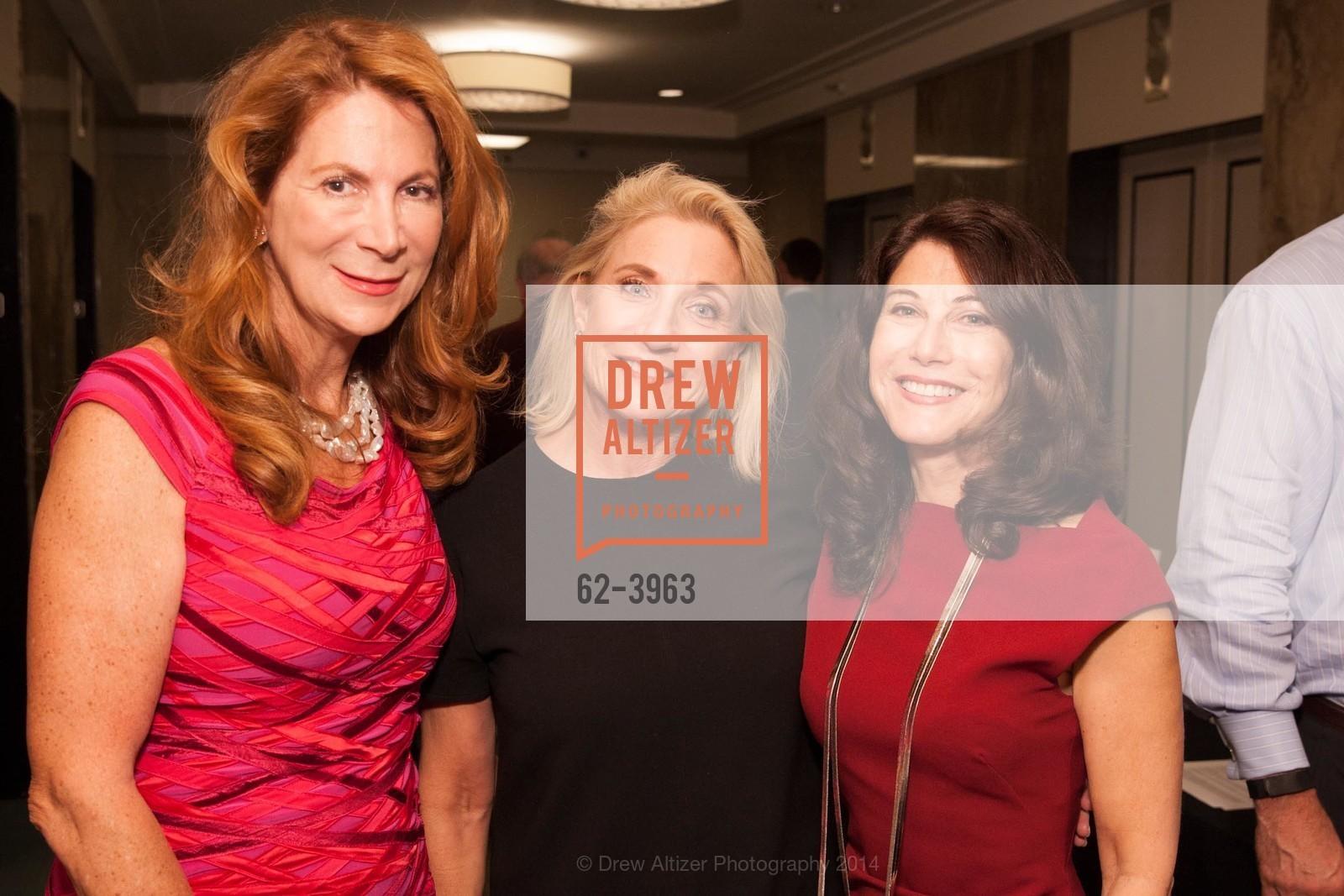 Patricia Ferrin Loucks, Deborah Avakian, Adrienne Mally, Photo #62-3963