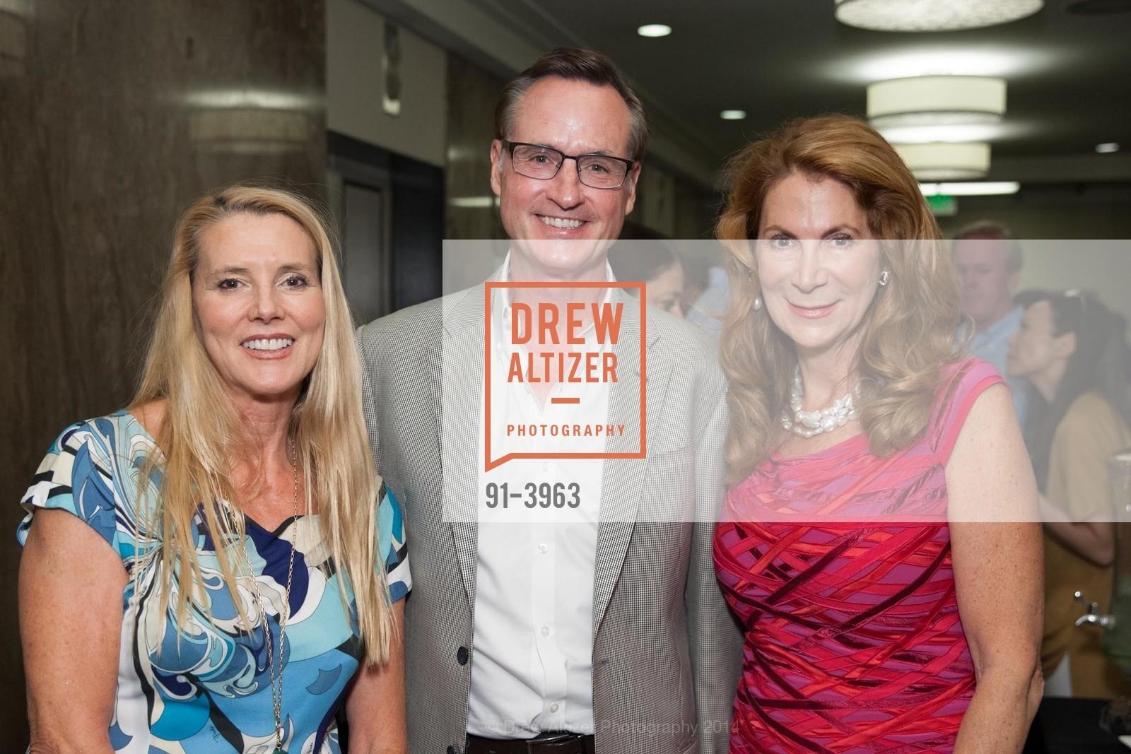 Christina DeLimur, Vince Schwab, Patricia Ferrin Loucks, Photo #91-3963