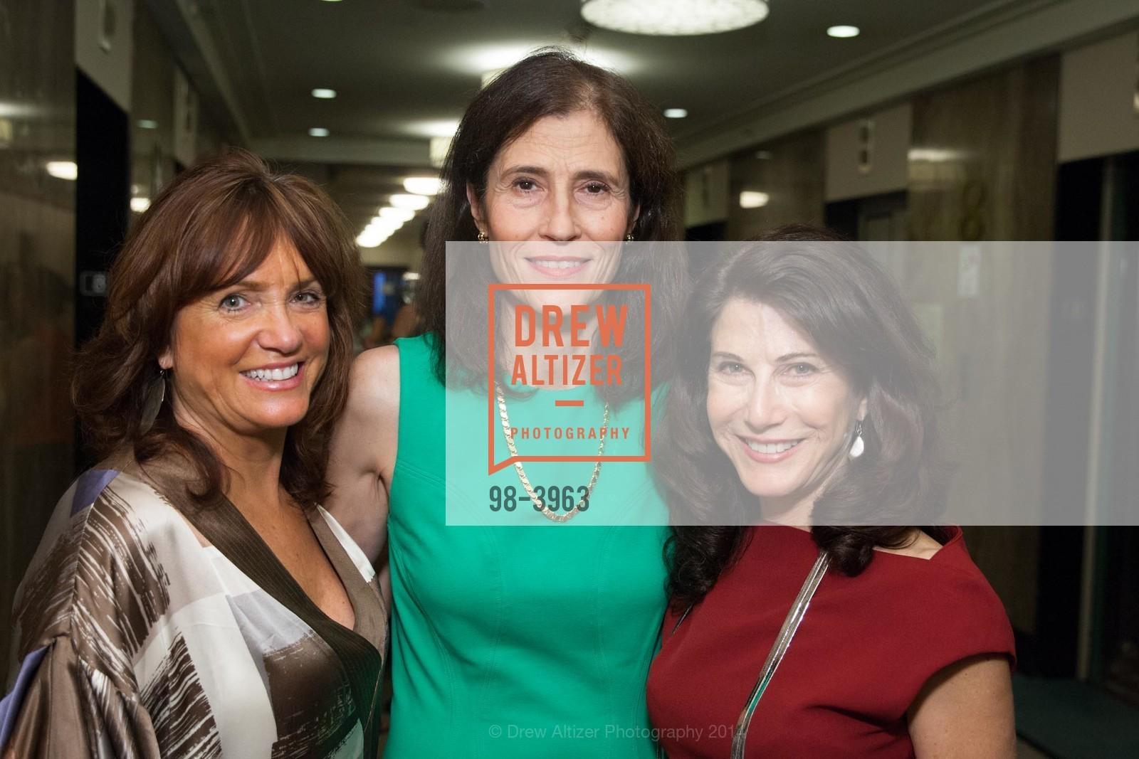 Dana Cappiello, Rada Brooks, Adrienne Mally, Photo #98-3963