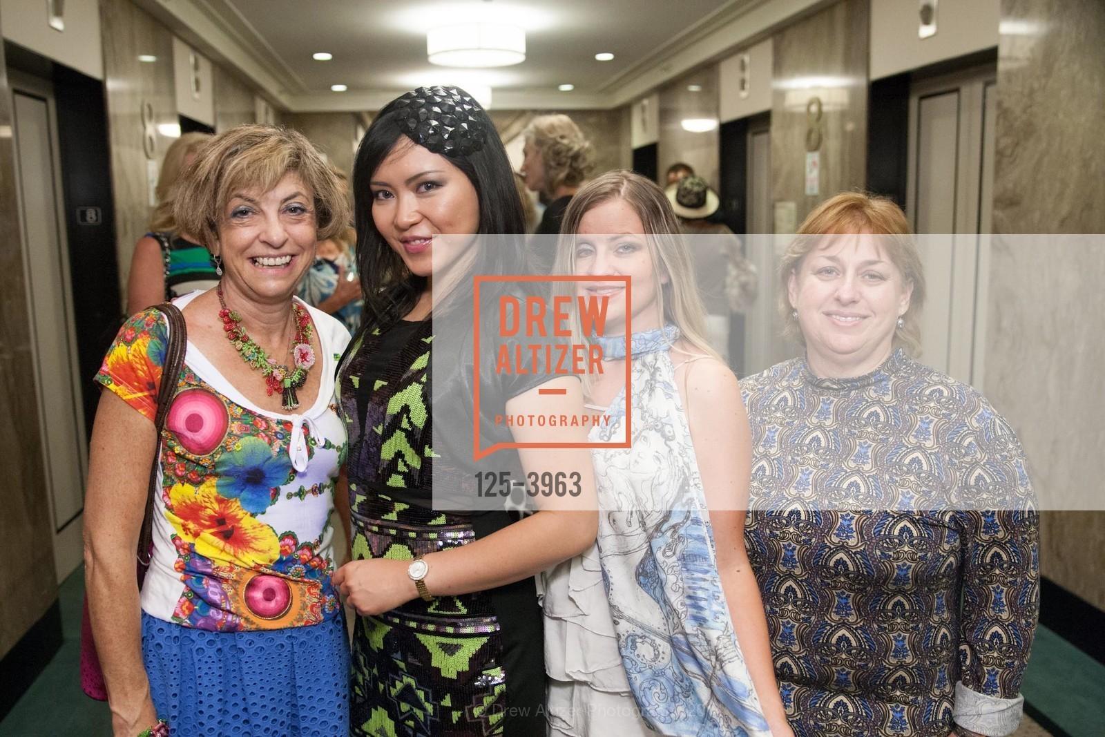 Ludmila Eggleton, Amethyst Huang, Julie Hall, Eshir Traver, Photo #125-3963