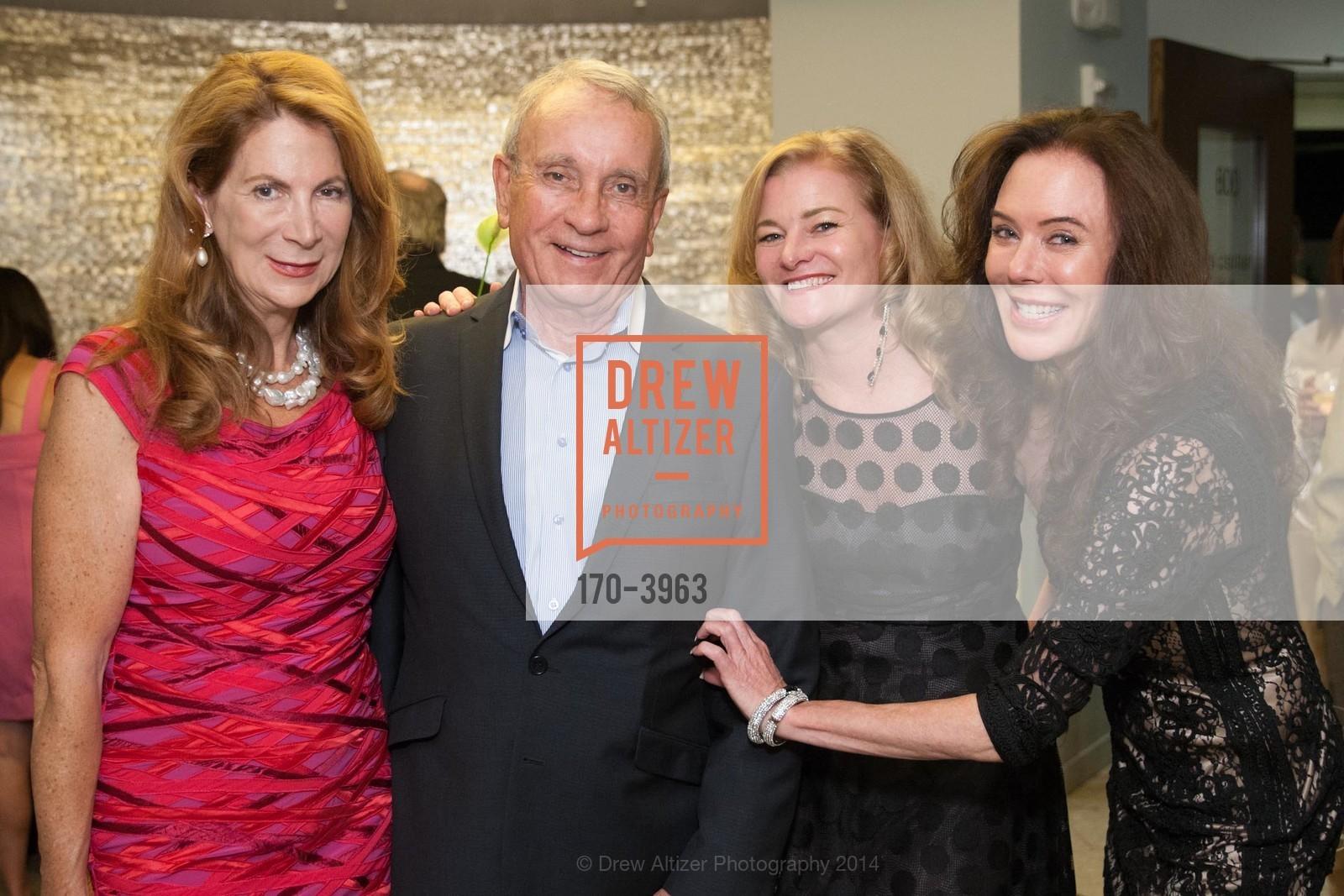 Patricia Ferrin Loucks, Patrick Bitter, Rene Rodman, Margaret Mitchell, Photo #170-3963
