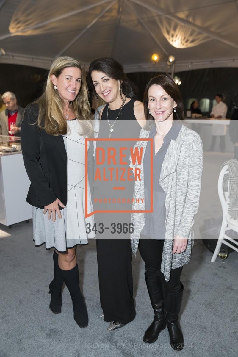 Hilary Armstrong, Pam Baer, Stephanie Mellin, Photo #343-3966