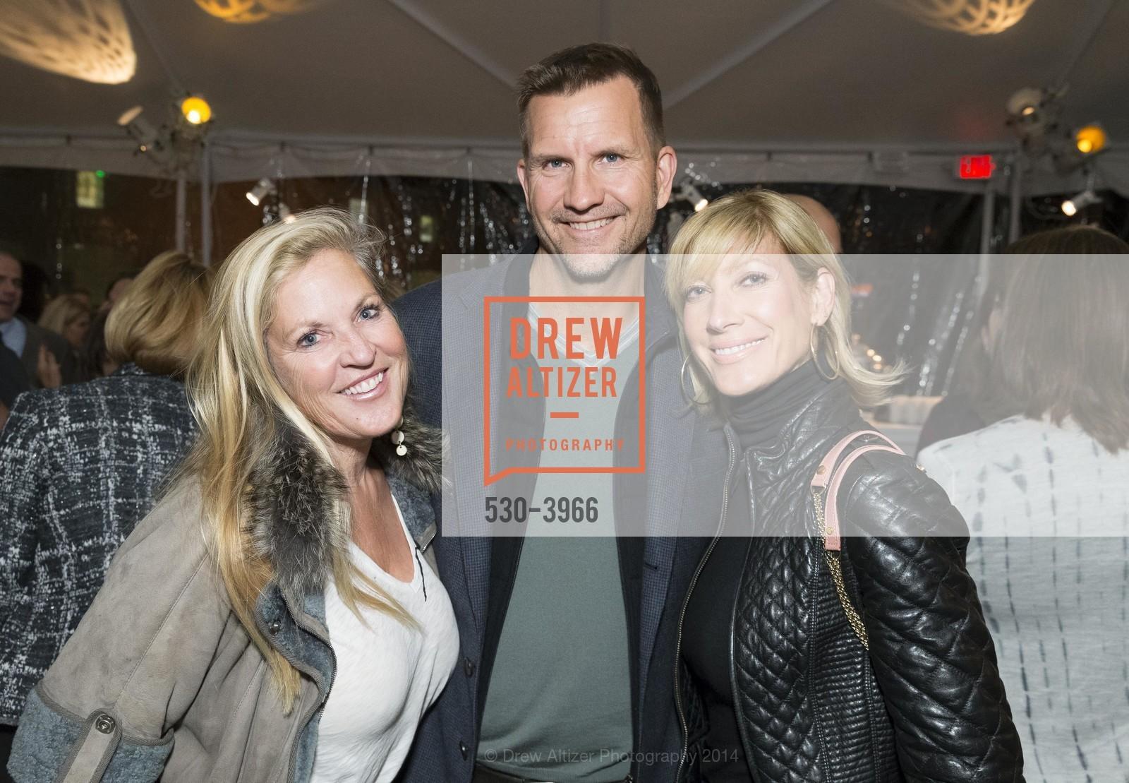 Jennifer King, Timothy Fredel, Janet Reilly, Photo #530-3966