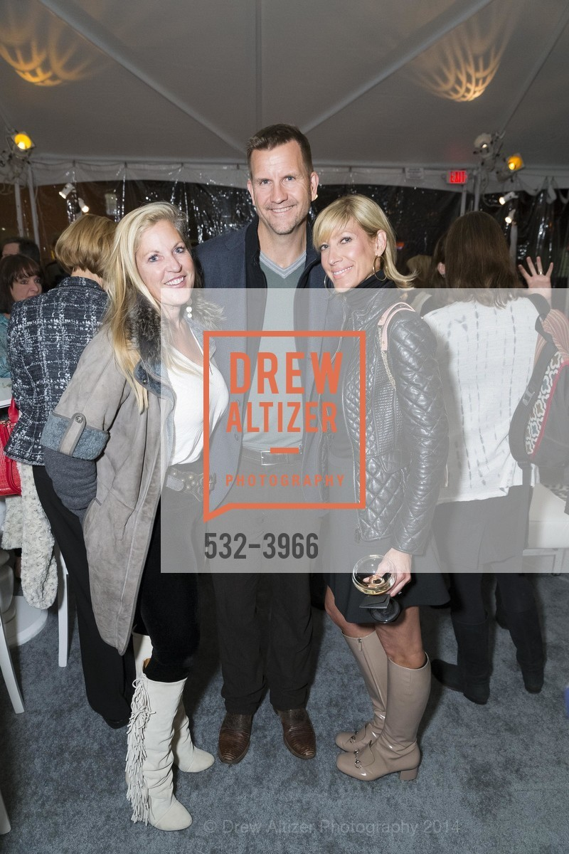 Jennifer King, Timothy Fredel, Janet Reilly, Photo #532-3966