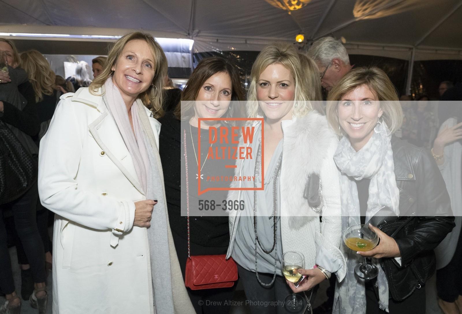Sherri Fogelman, Leanne Frankel, Suzanne Felson, Alison Aiello, Photo #568-3966