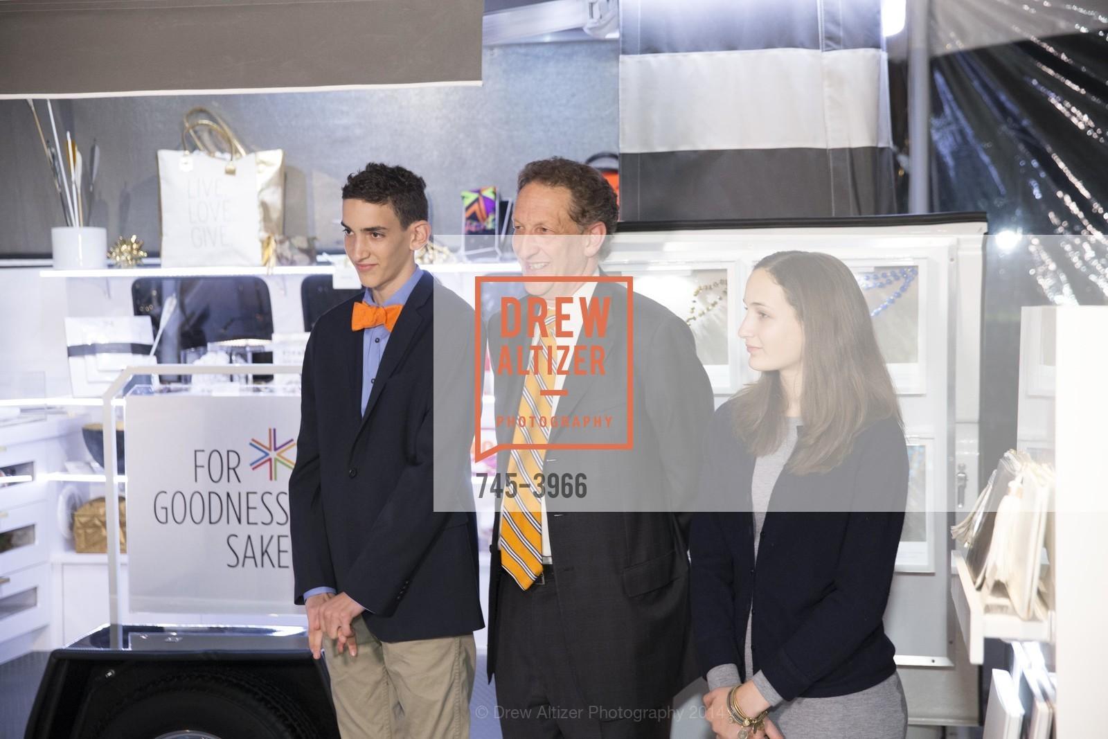 Zack Baer, Larry Baer, Alana Baer, Photo #745-3966