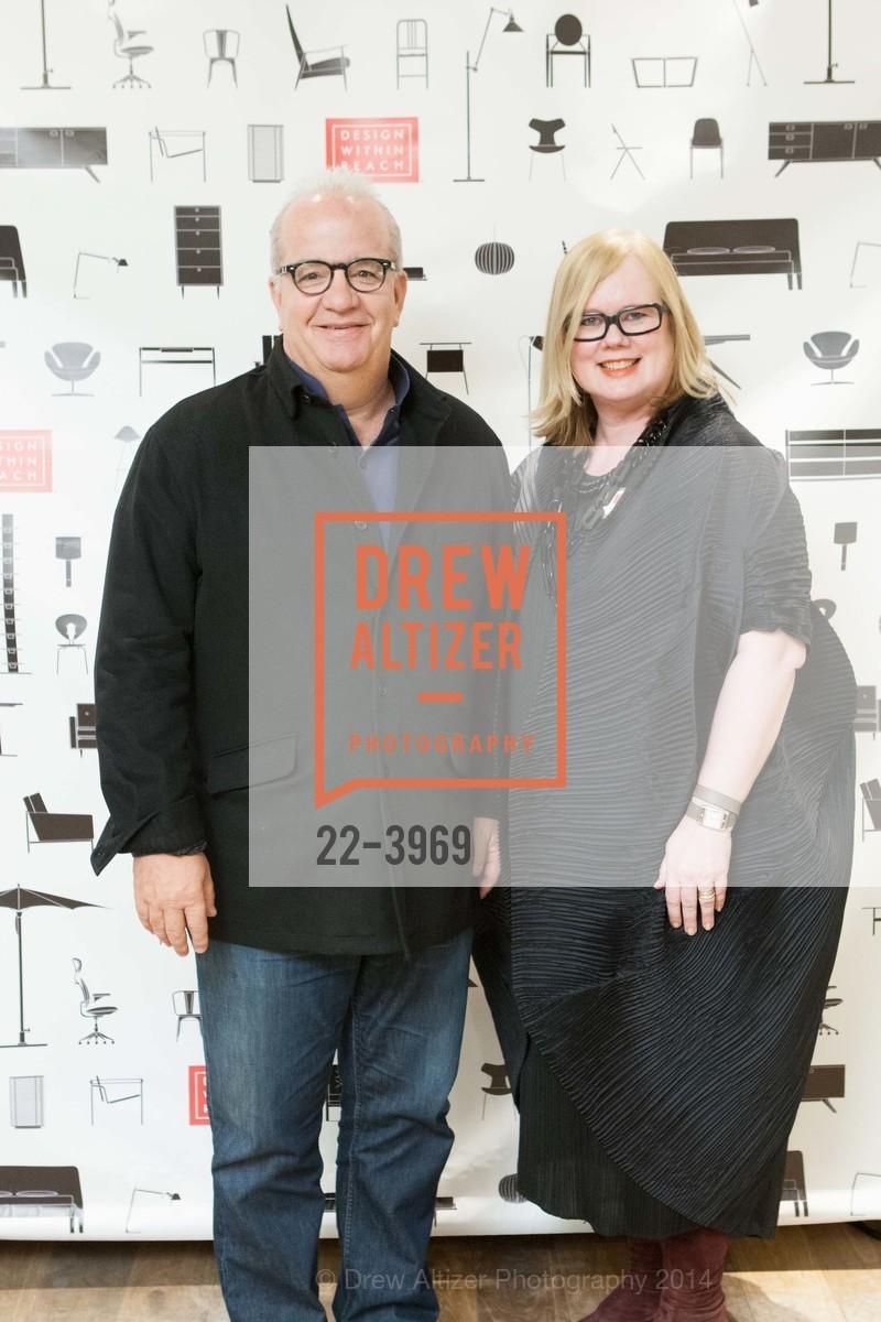 Peter Lynch, Sandra Hansel, Photo #22-3969