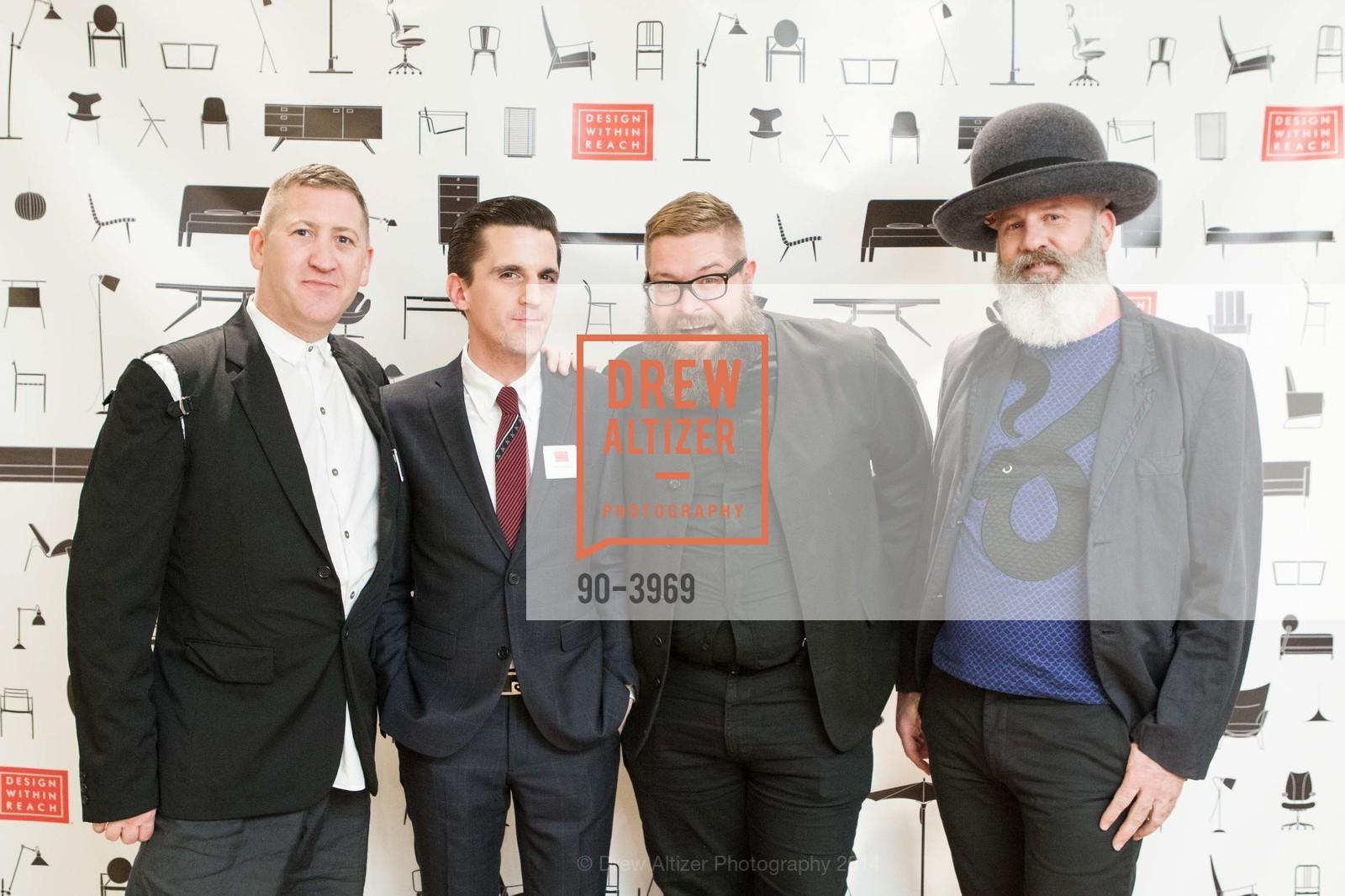 Eric Hildebrandt, Timothy Williamson, Rick Ray, Damian Carver, Photo #90-3969