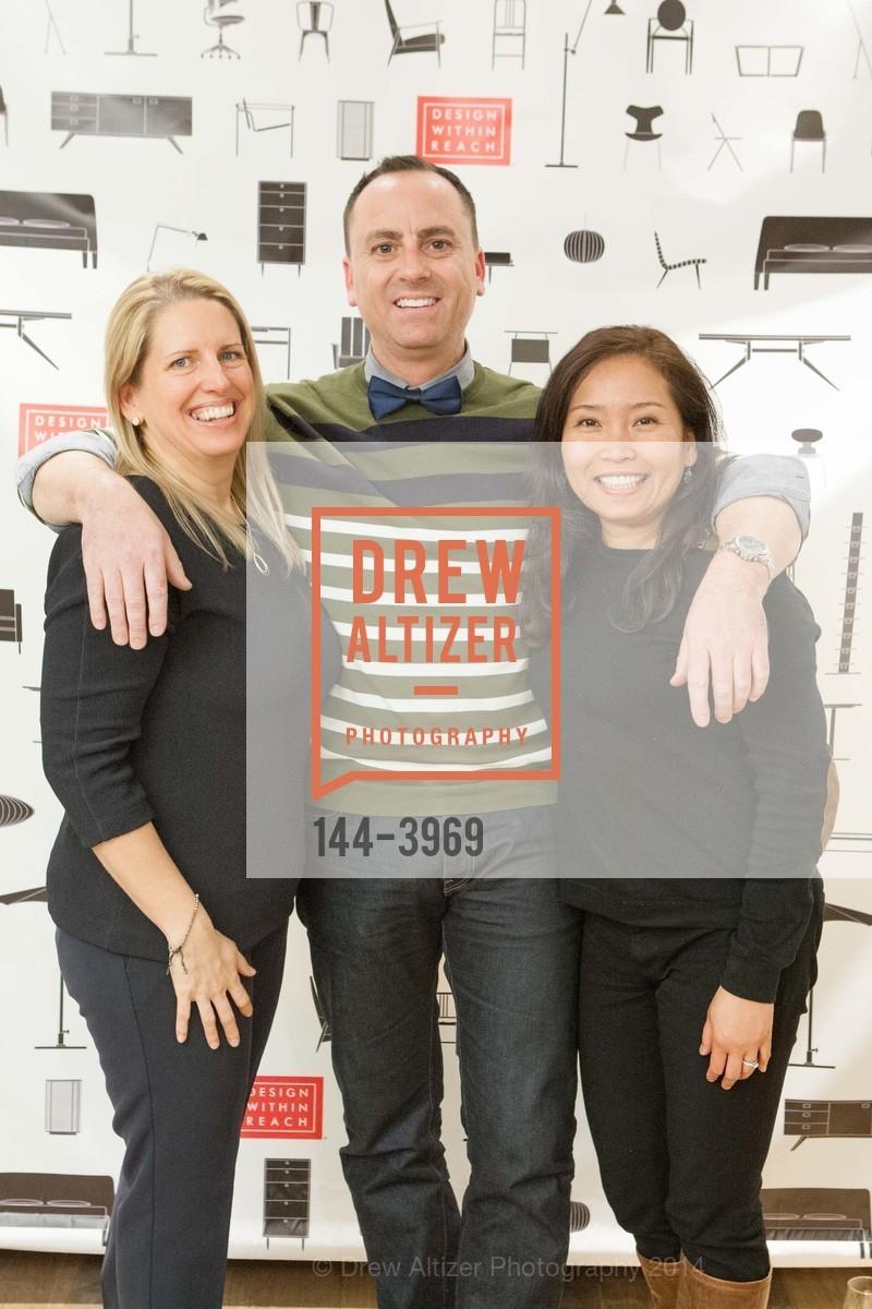 Kelly McGrath, Dave Dela Chevrotiere, Maxine Lies, Photo #144-3969