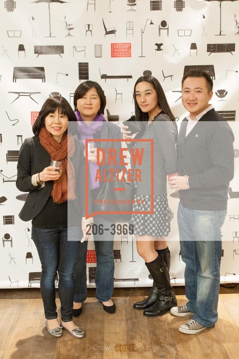 Linda Tuggle, Doo Kim, Jennifer Feo, Ed Zhang, Photo #206-3969