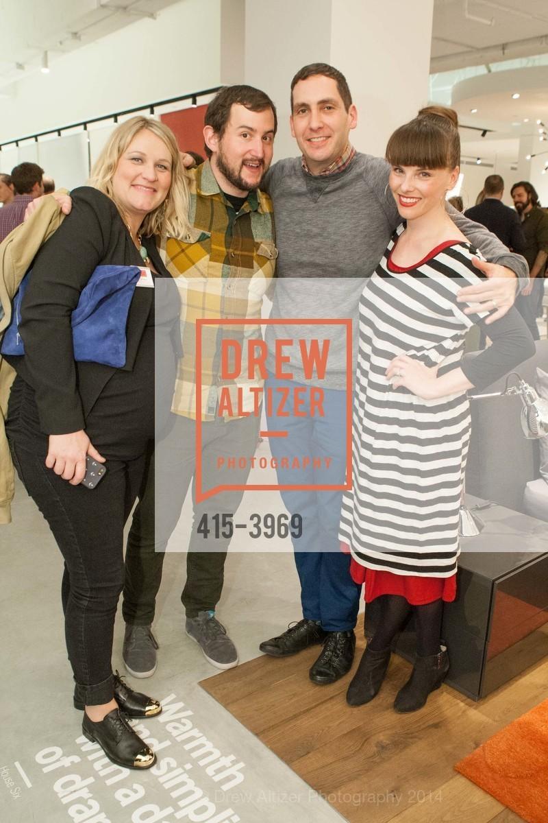 Erin Brown, Matt Valerio, Eric Steuer, Erin Steuer, Photo #415-3969