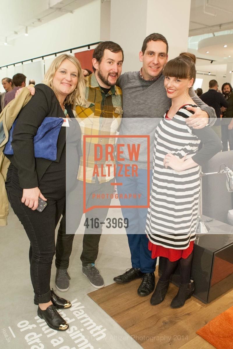 Erin Brown, Matt Valerio, Eric Steuer, Erin Steuer, Photo #416-3969