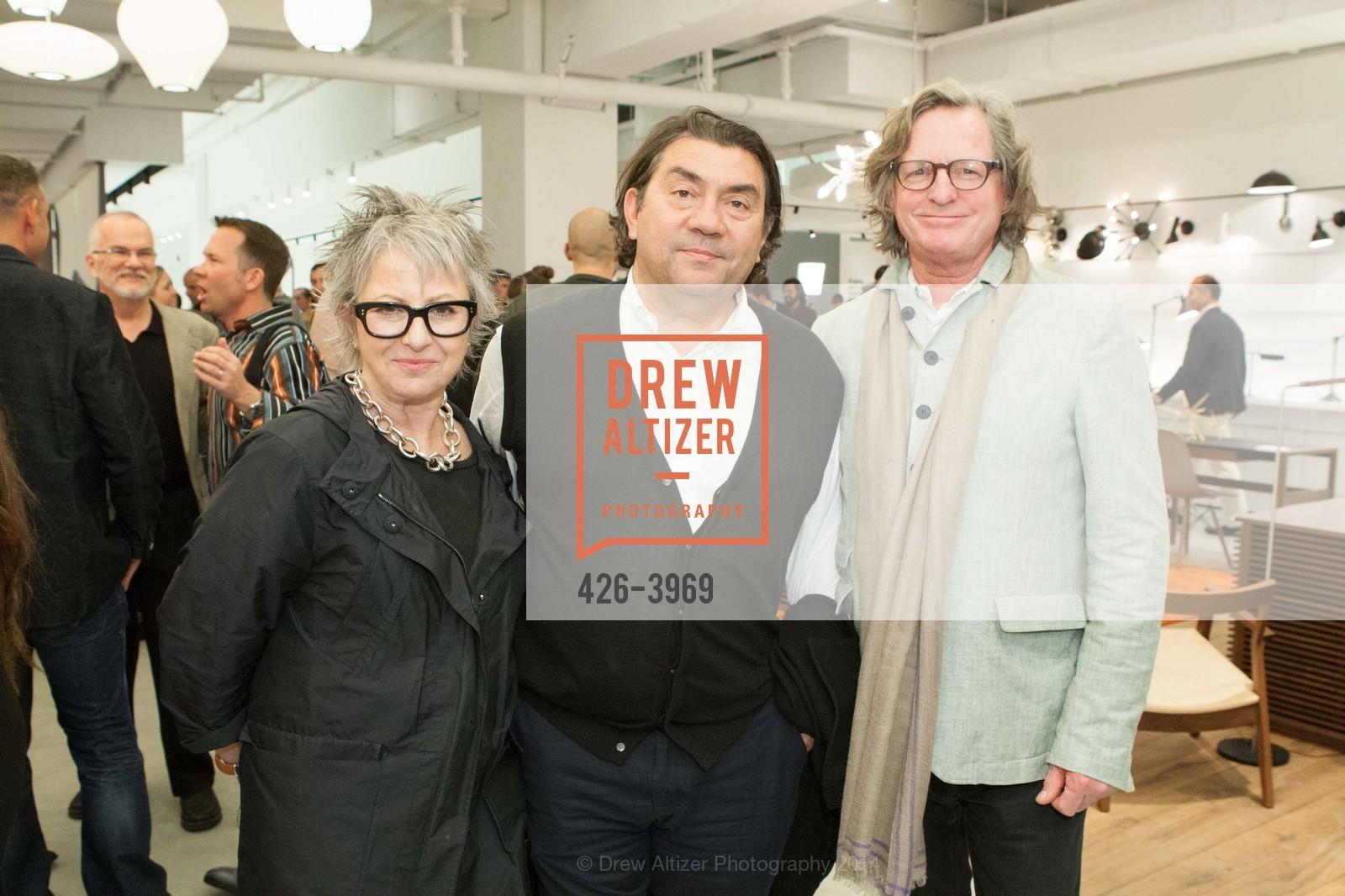 Jennifer Morla, Nelus DeMataram, David Shearer, Photo #426-3969
