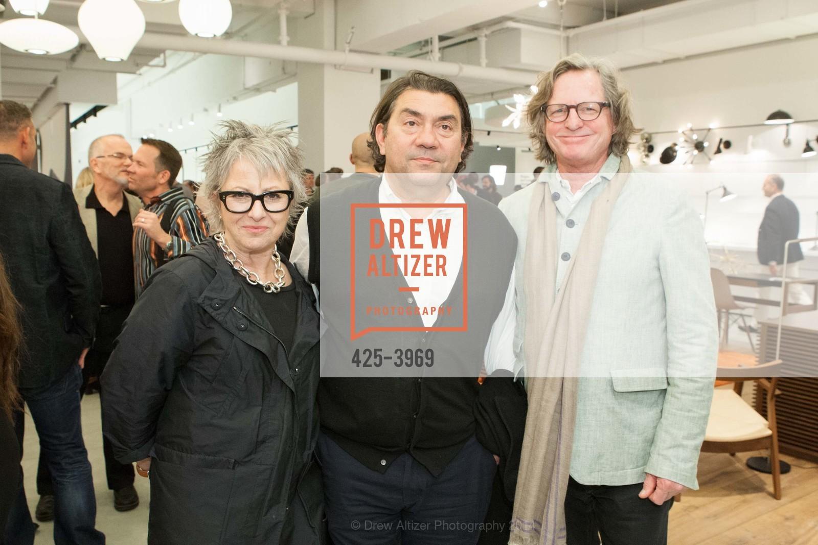 Jennifer Morla, Nelus DeMataram, David Shearer, Photo #425-3969