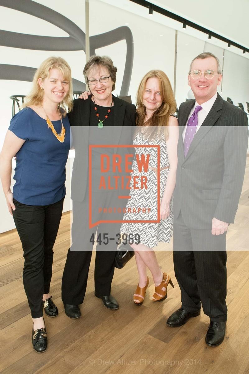 Kelly Prince, Sue Taylor, Deb Wandell, Allen Matthews, Photo #445-3969