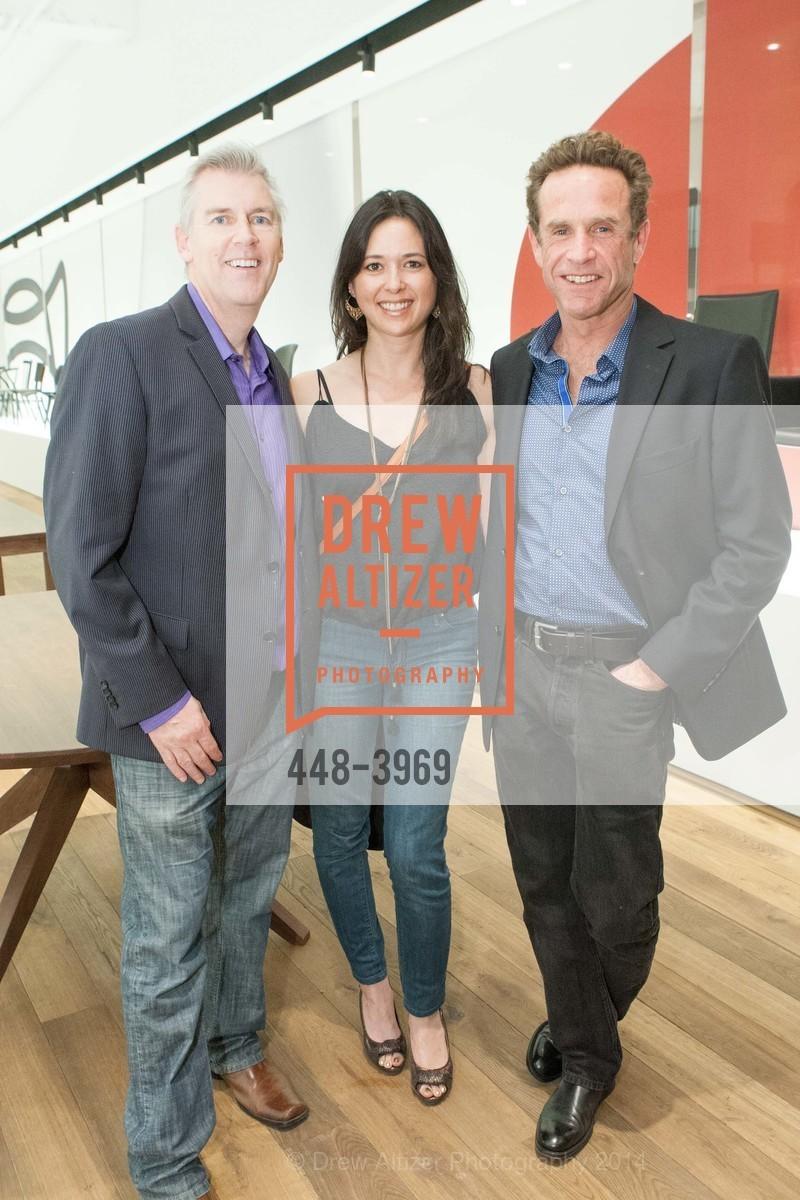 Michael Penn, Melissa Young, Mark Dupaix, Photo #448-3969