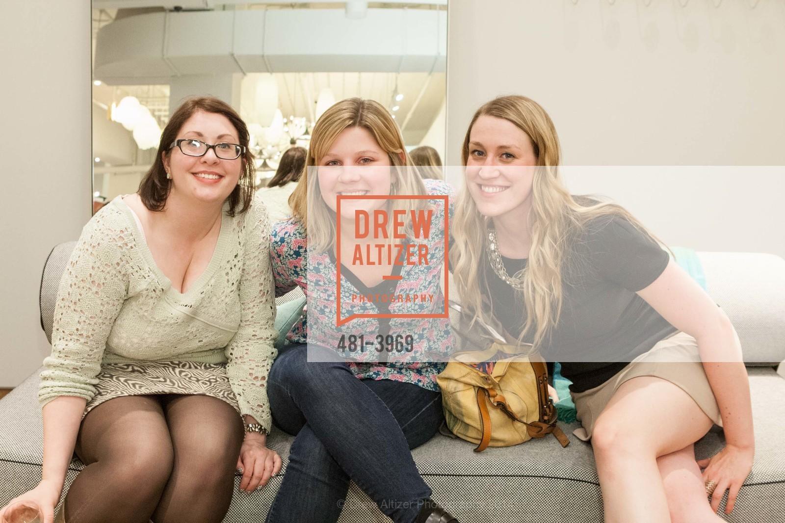 Rebekah Jatovi, Blaire Kruger, Kristin Look, Photo #481-3969