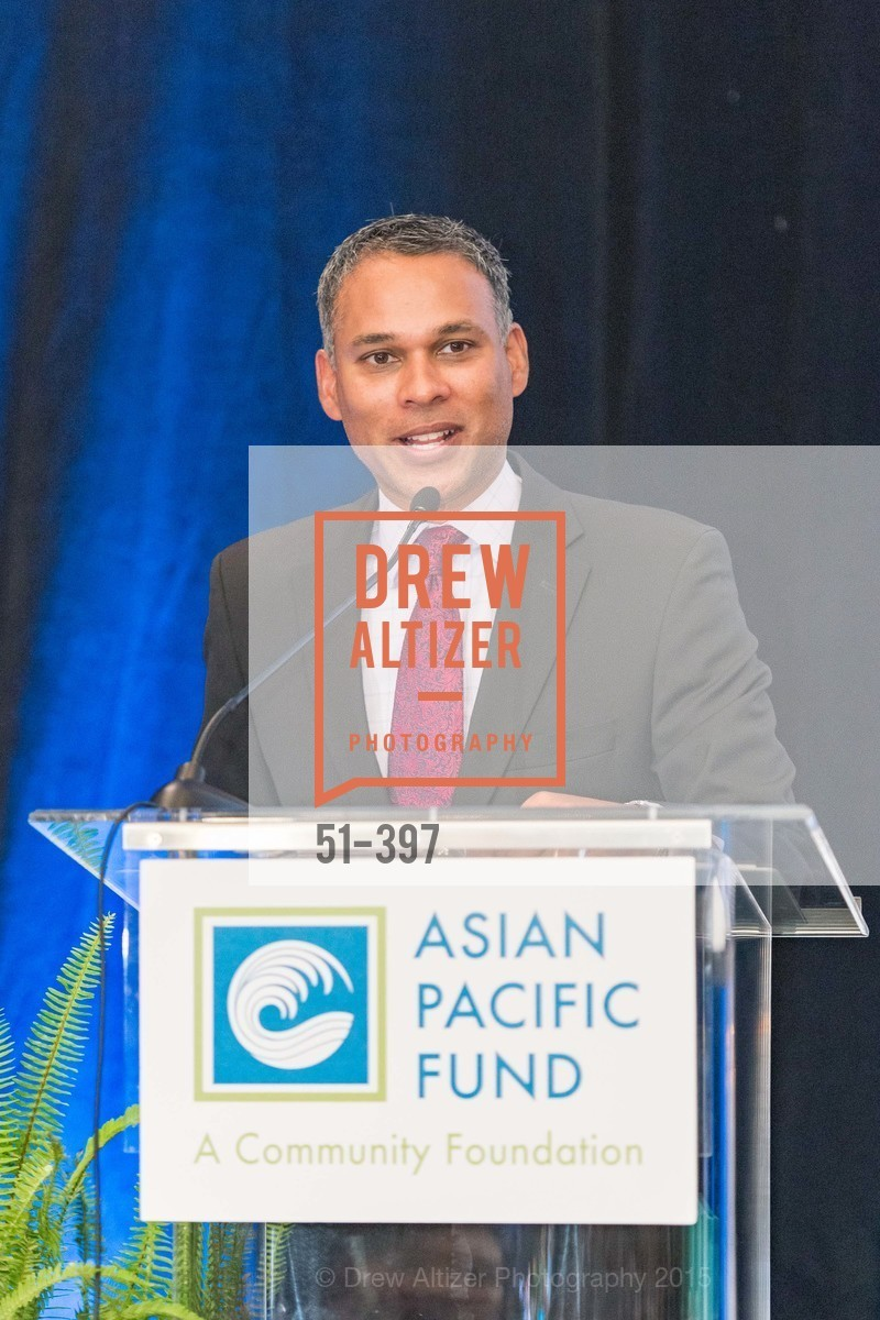 Raj Mathai, Asian Pacific Fund's Annual Gala, Four Seasons, October 17th, 2015,Drew Altizer, Drew Altizer Photography, full-service agency, private events, San Francisco photographer, photographer california