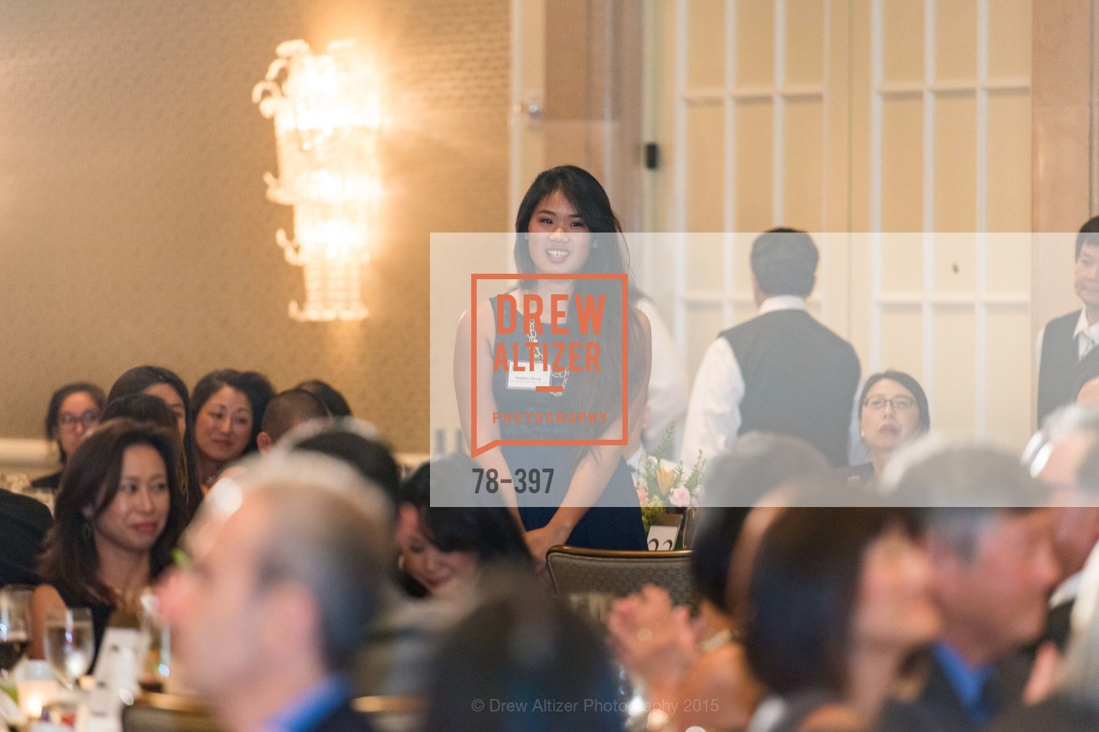 Heather Wong, Asian Pacific Fund's Annual Gala, Four Seasons, October 17th, 2015,Drew Altizer, Drew Altizer Photography, full-service agency, private events, San Francisco photographer, photographer california