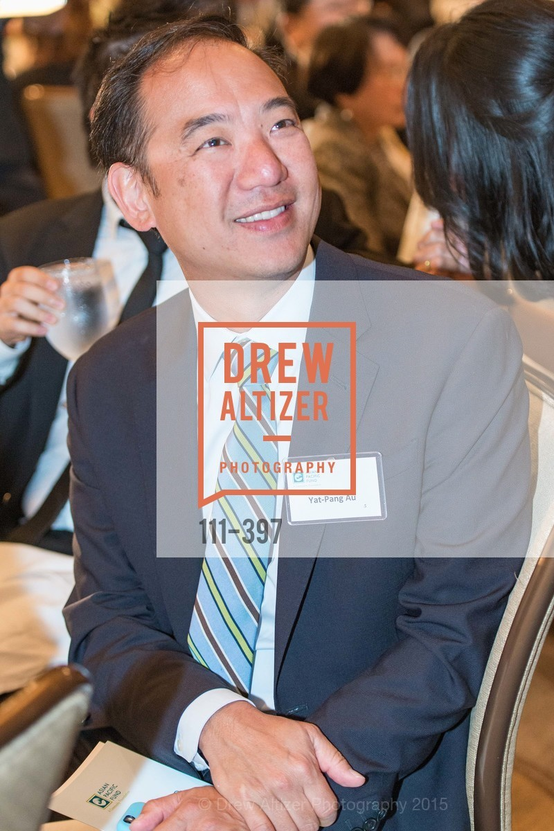 Yat-Pang Au, Asian Pacific Fund's Annual Gala, Four Seasons, October 17th, 2015,Drew Altizer, Drew Altizer Photography, full-service agency, private events, San Francisco photographer, photographer california