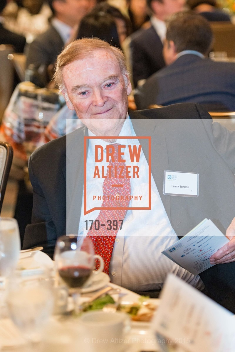 Frank Jordan, Asian Pacific Fund's Annual Gala, Four Seasons, October 17th, 2015,Drew Altizer, Drew Altizer Photography, full-service event agency, private events, San Francisco photographer, photographer California
