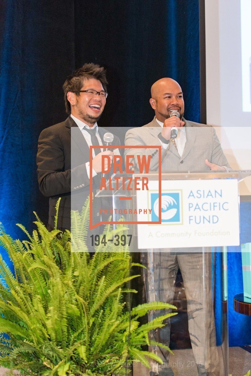 Steve Chen, Richard Pio Roda, Asian Pacific Fund's Annual Gala, Four Seasons, October 17th, 2015,Drew Altizer, Drew Altizer Photography, full-service agency, private events, San Francisco photographer, photographer california
