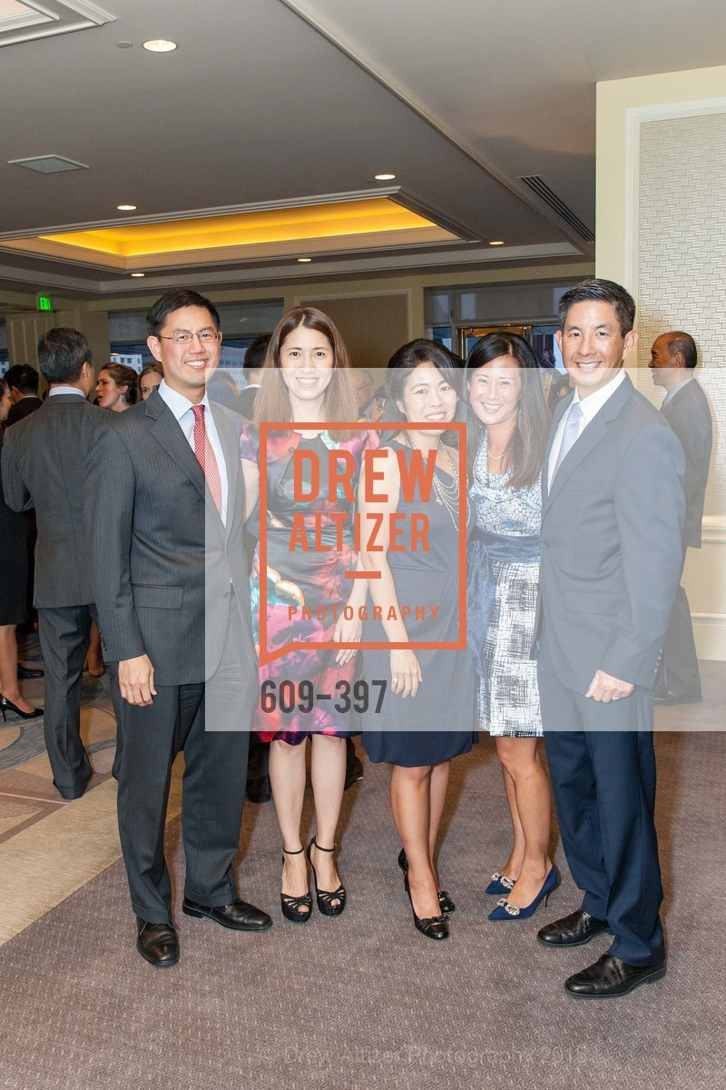 Chuck Chai, Mon Chai, Stacie Cheng, Jean Chiang, Albert Chiang, Asian Pacific Fund's Annual Gala, Four Seasons, October 17th, 2015,Drew Altizer, Drew Altizer Photography, full-service agency, private events, San Francisco photographer, photographer california