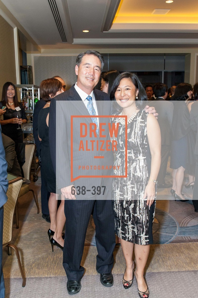 Tom Chou, Kathy Chou, Asian Pacific Fund's Annual Gala, Four Seasons, October 17th, 2015,Drew Altizer, Drew Altizer Photography, full-service agency, private events, San Francisco photographer, photographer california