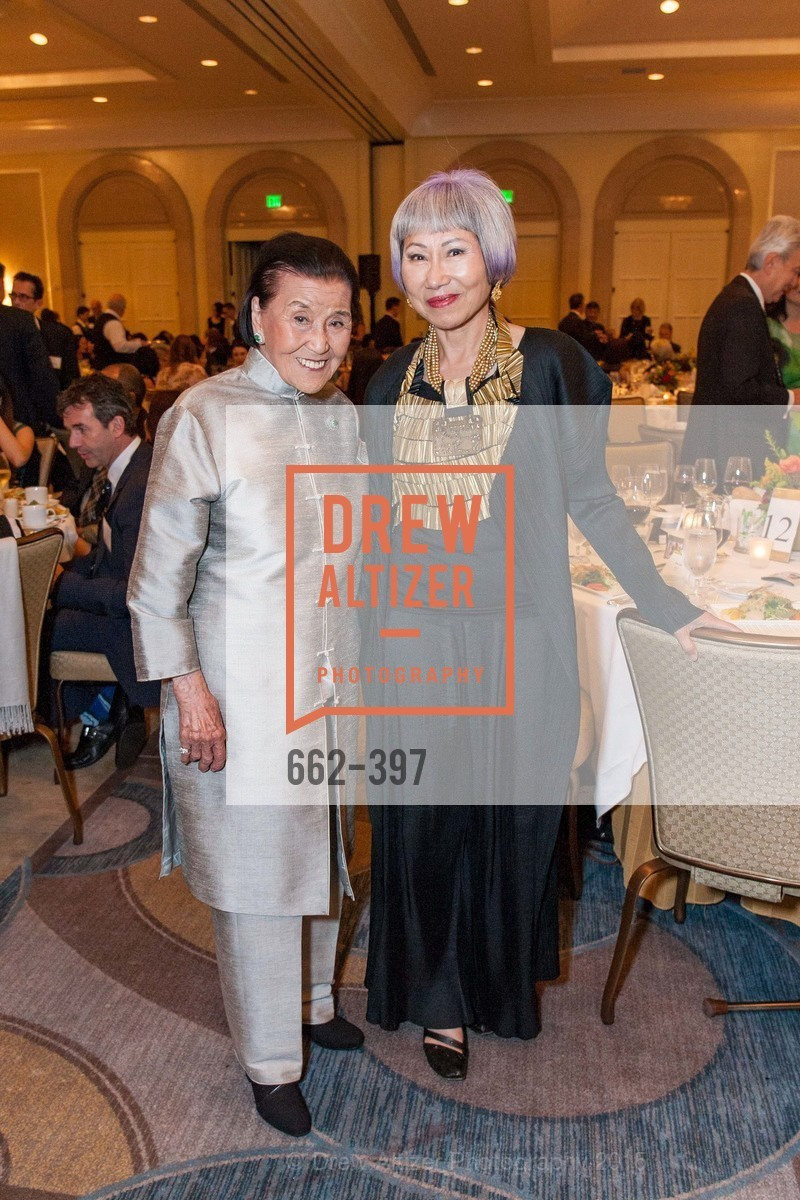 Cecilia Chiang, Amy Tan, Asian Pacific Fund's Annual Gala, Four Seasons, October 17th, 2015,Drew Altizer, Drew Altizer Photography, full-service agency, private events, San Francisco photographer, photographer california