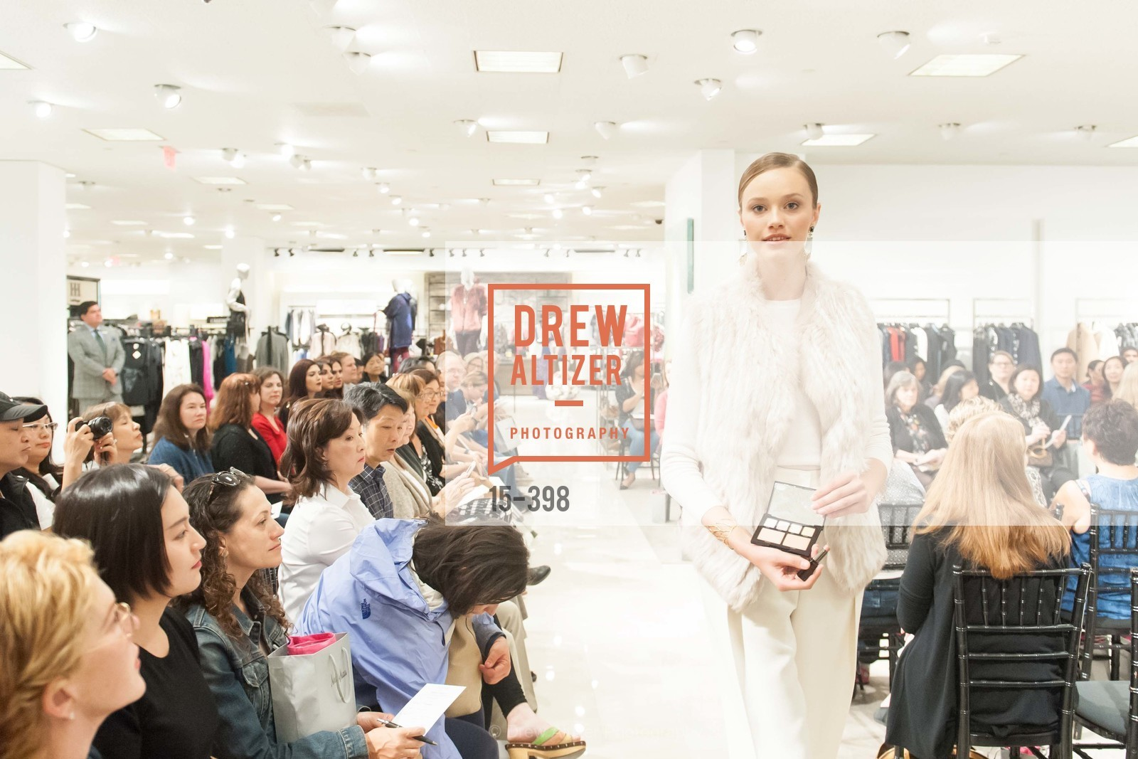 Fashion Show, Project Beauty at Neiman Marcus Palo Alto, Neiman Marcus, October 16th, 2015