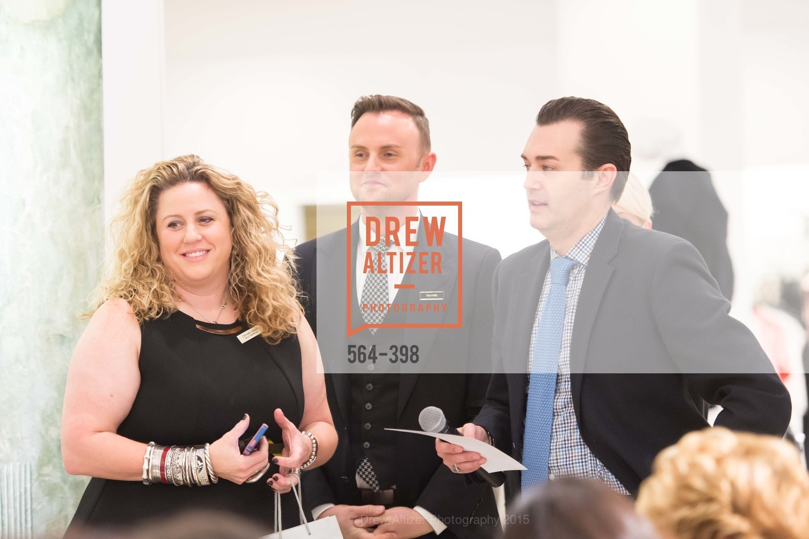 Tiffany Hibbs, Todd Davidson, Chuck Steelman, Project Beauty at Neiman Marcus Palo Alto, Neiman Marcus, October 16th, 2015,Drew Altizer, Drew Altizer Photography, full-service agency, private events, San Francisco photographer, photographer california