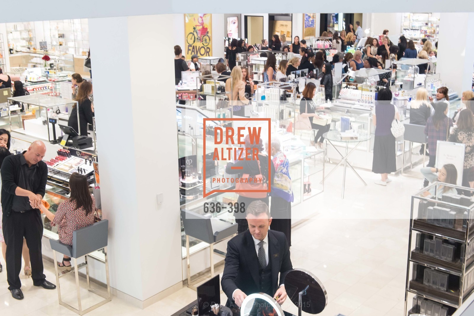Atmosphere, Project Beauty at Neiman Marcus Palo Alto, Neiman Marcus, October 16th, 2015,Drew Altizer, Drew Altizer Photography, full-service agency, private events, San Francisco photographer, photographer california